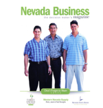 Don't Forget to Share Award - Nevada Business Magazine 2013