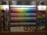 Dunn Edwards Paint Chips