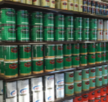 Paint and Coating Display